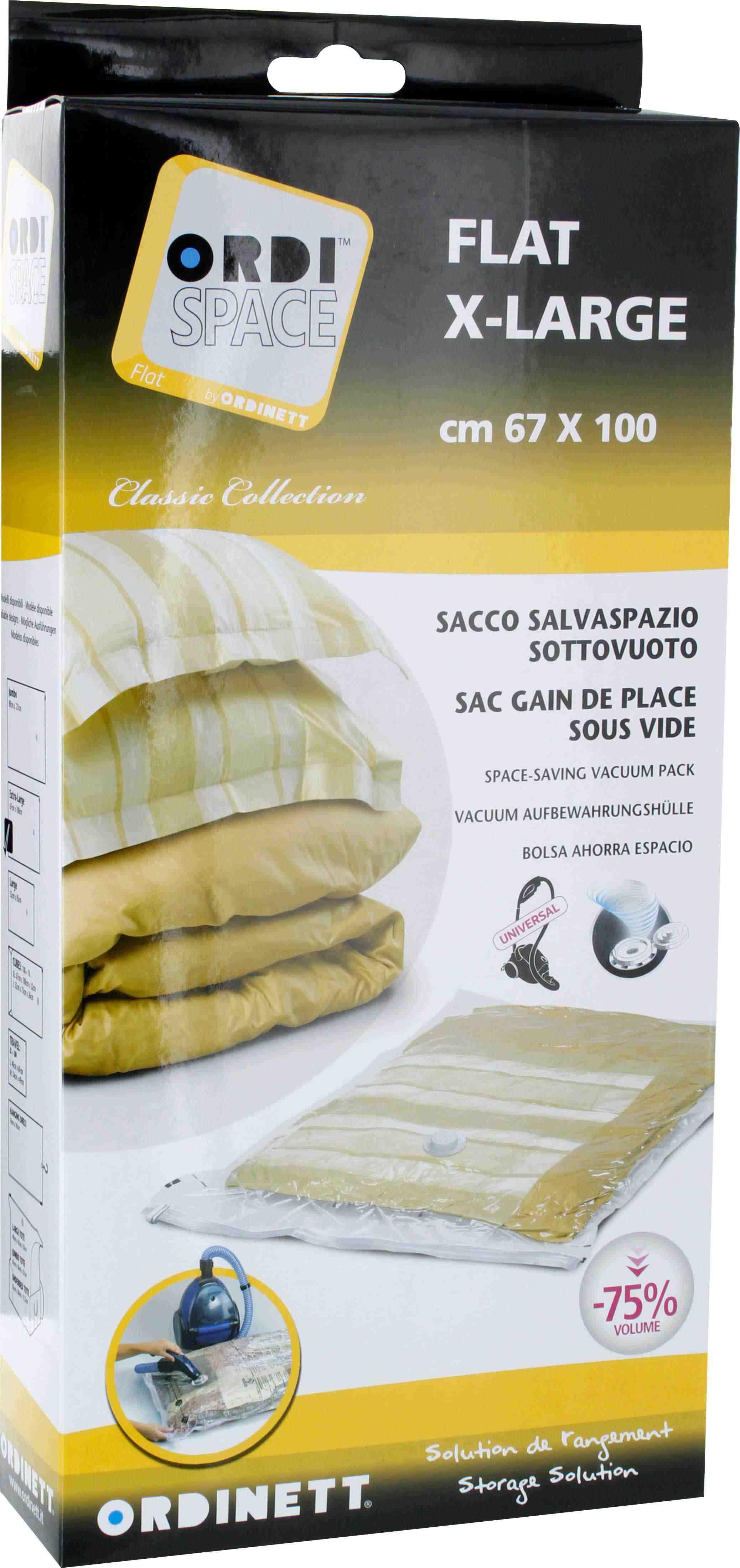 housse gain de place space bag sac extra large dimensions 67 x 100 cm de housse de v tement. Black Bedroom Furniture Sets. Home Design Ideas