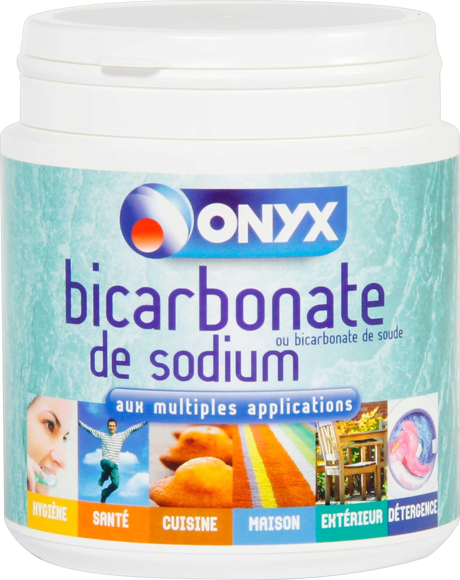 Bicarbonate de sodium onyx bo te 500 g de bicarbonate de sodium 1065310 mon magasin g n ral - Bicarbonate de soude et bicarbonate de sodium ...