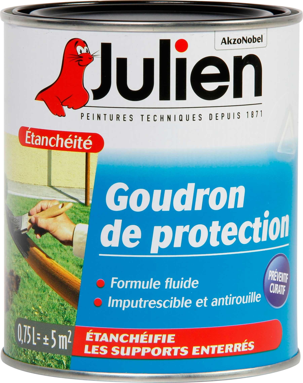 Goudron de protection Julien de Goudron 1065373 Mon Magasin Général # Protection Du Bois