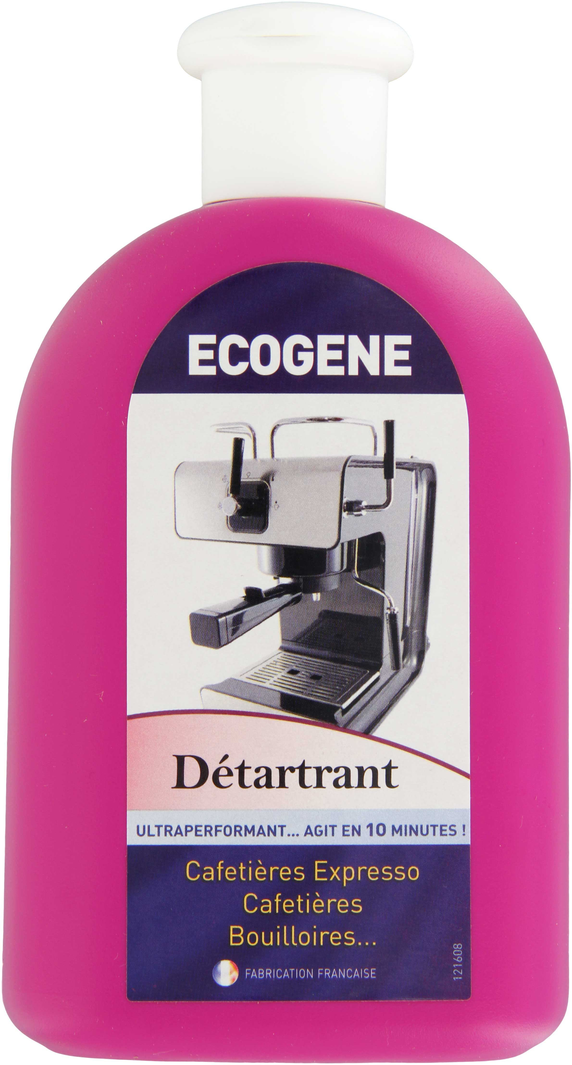 d tartrant cafeti re expresso ecog ne flacon 250 ml de d tartrant. Black Bedroom Furniture Sets. Home Design Ideas