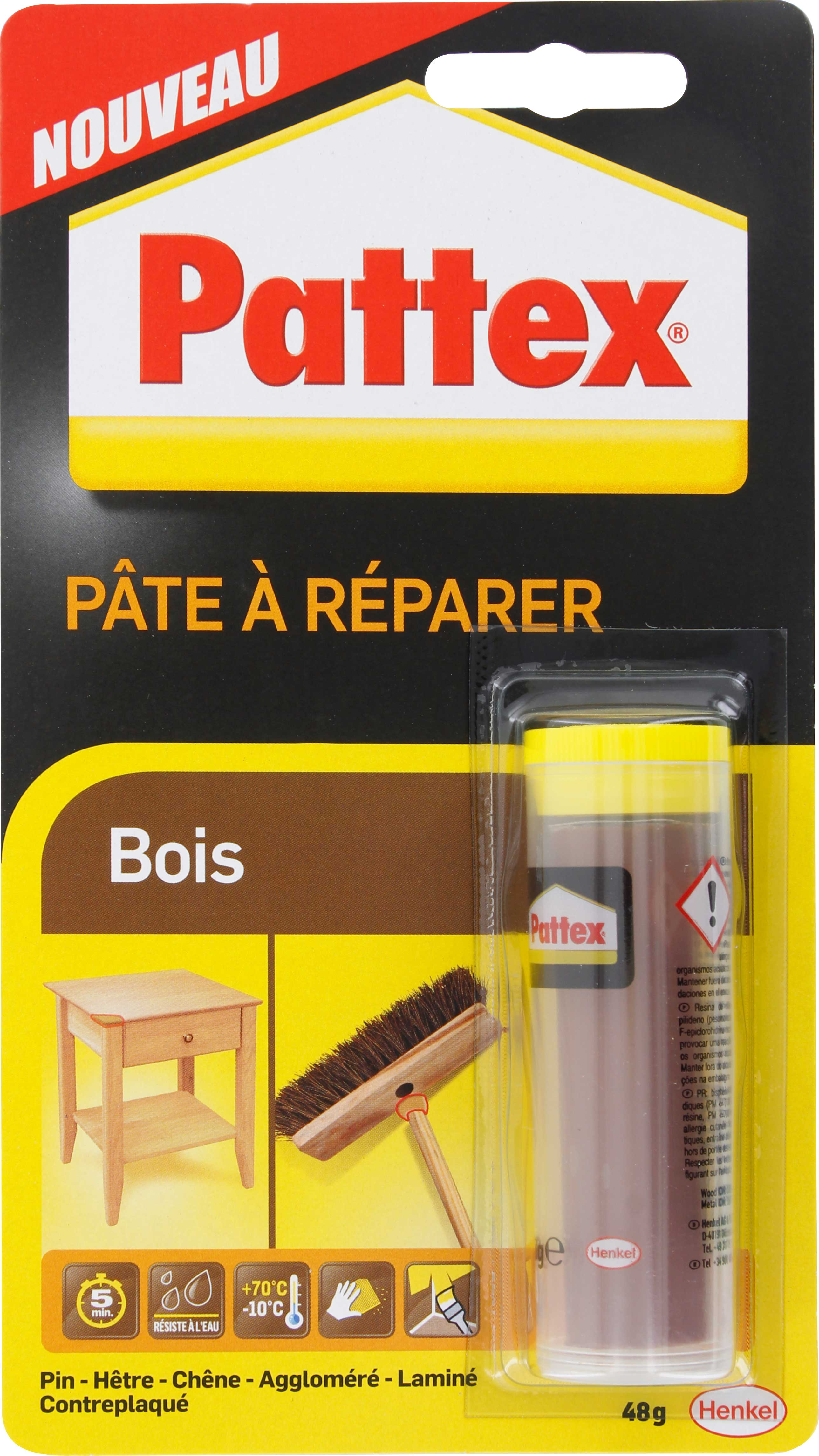 Repair Express bois Pattex