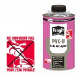 Colle Tangit PVC eau non potable(Henkel