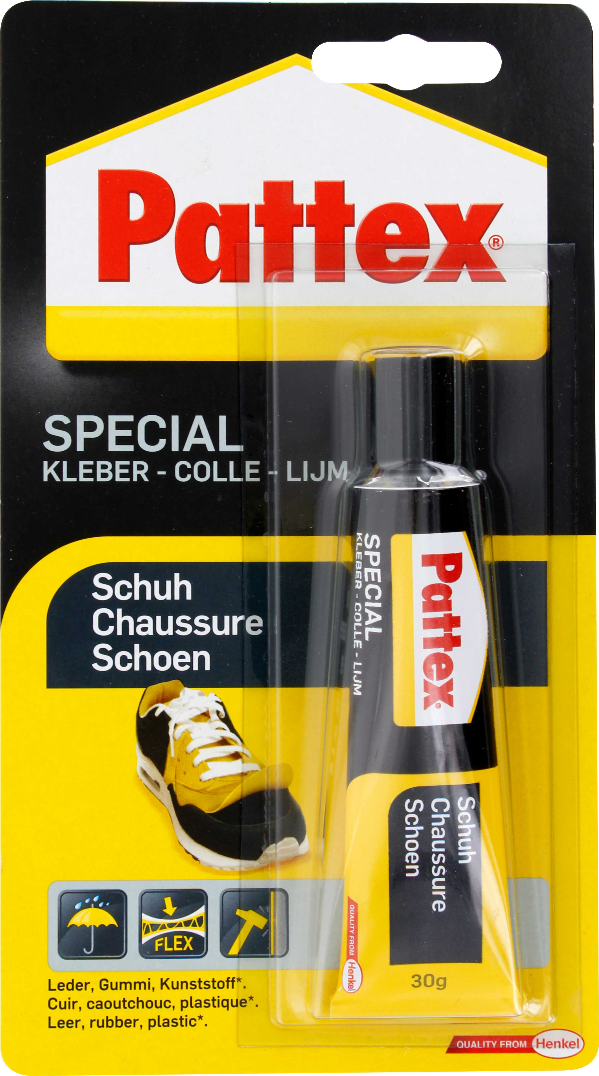 Colle Spécial Chaussures Pattex