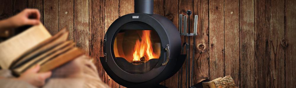 d couvrez notre s lection de po le bois pas cher supra. Black Bedroom Furniture Sets. Home Design Ideas