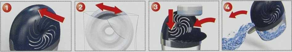 absorbeur power tab rubson 20 m avec 1 recharge de absorbeur d 39 humidit. Black Bedroom Furniture Sets. Home Design Ideas