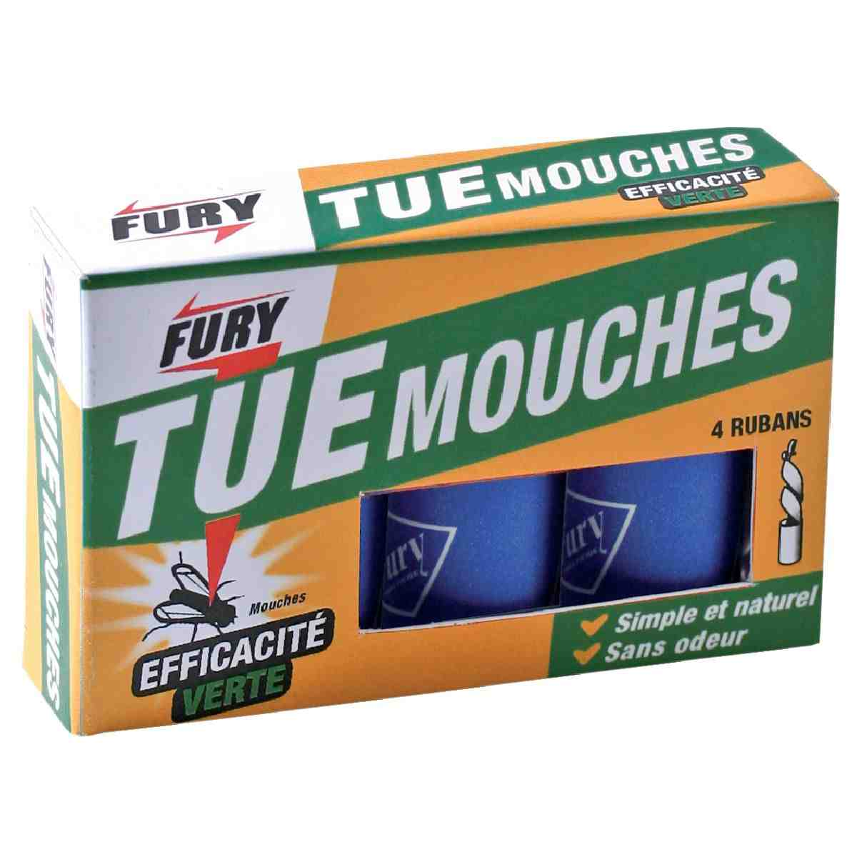 Mouches Fury