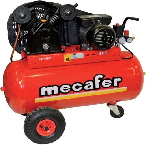 Compresseur Lt100 Mecafer 100 L 3 Hp De Compresseur 1076262 Mon Magasin General