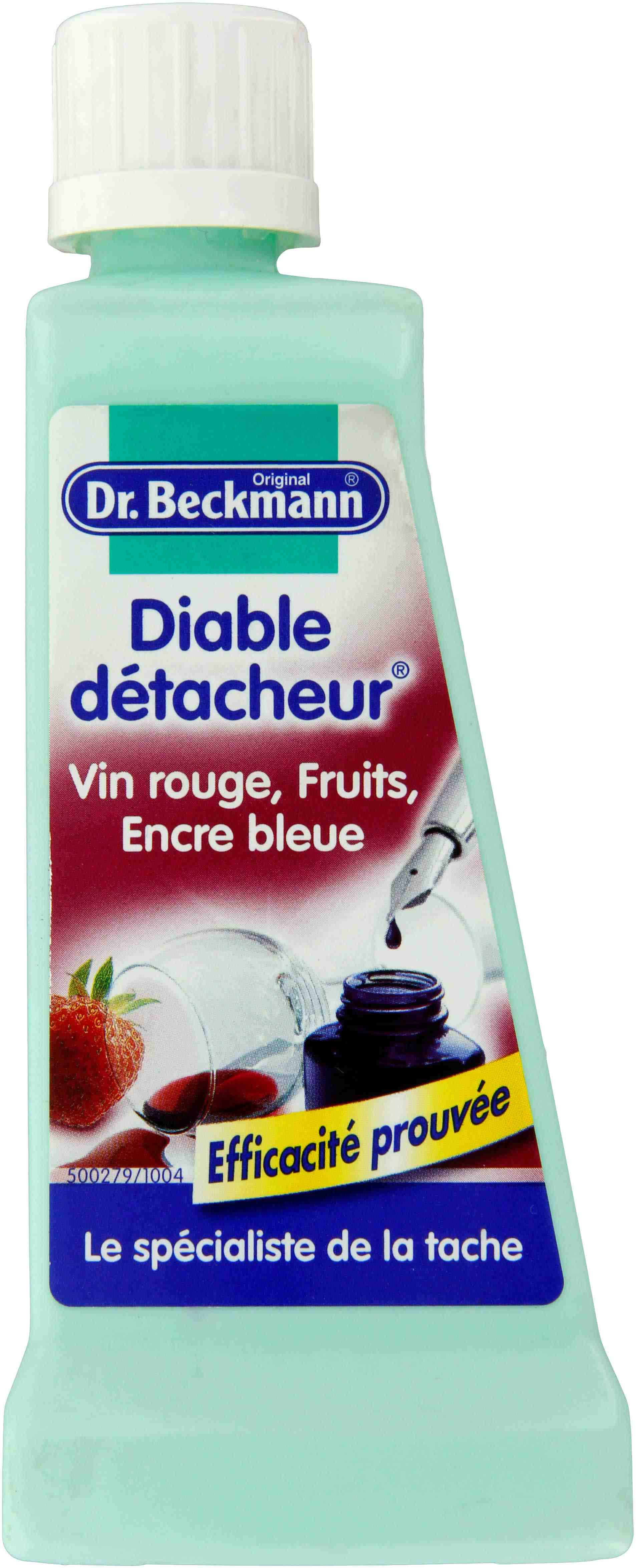 Diable détacheur Dr Beckmann