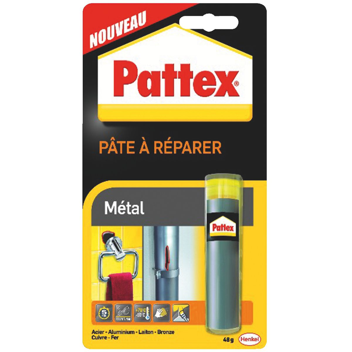 Repair Express métal Pattex