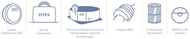 Accessoires-PureSpa-Blue-Navy-Intex