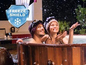 Freeze Shield Lay Z Spa Bestway