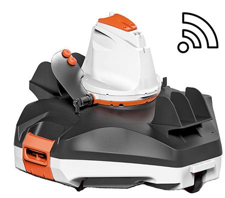 Robot-bestway-aquaover